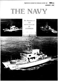 The Navy Vol_49_Part1 1987 - Navy League of Australia