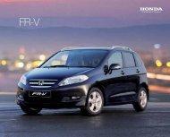 FR-V - Honda