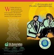 Colonoscopy and Flexible Sigmoidoscopy