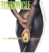 Aug. 1, 2008 - The Austin Chronicle
