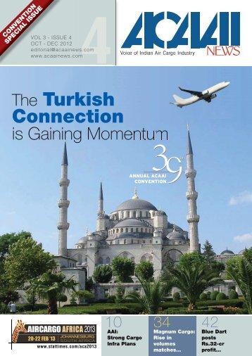 The Turkish Connection - ACAAI News