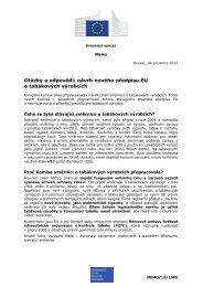 otázky a odpovědi EK 12/2012 - Euroskop.cz