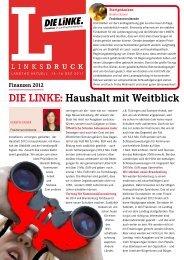 L-Aktuell 12 / 2011 - Die Linke.