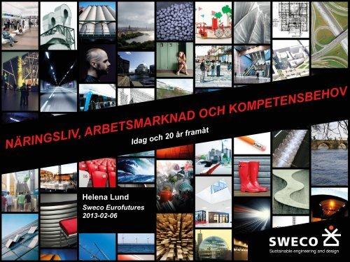 Presentation Sweco Eurofutures