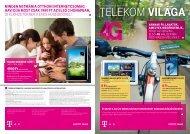 Telekom világa 2013. április - T-Mobile