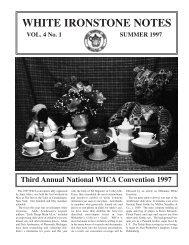 Vol 4.(2).pdf - Parent Directory - White Ironstone China Association