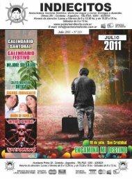 Revista Julio 2011 - Indiecito