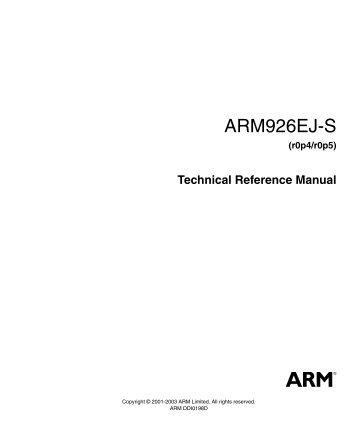 s 5 avance anesthesia machine technical reference manual rh yumpu com 50058 Technical Reference Guide arm926ej s technical reference manual pdf