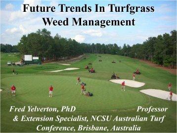 Transgenic Turfgrasses - TurfFiles