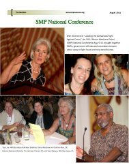 SMP National Conference