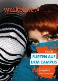 Alternative - Studentenwerk Berlin
