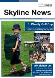 1. Charity Golf Cup