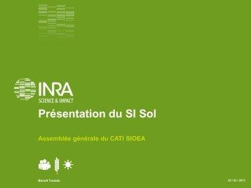 Inventaire, Gestion et Conservation des Sols