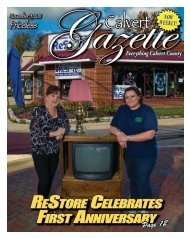 restore celebrates first anniversary - County Times - Southern ...