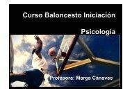 Curso Baloncesto Iniciación PALMA08 - Desdeelbanquillo