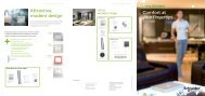 Unica wireless brochure for end-users - Schneider Electric