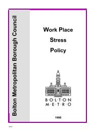 Stress - Bmbc Policy.pdf - Bolton LEA Website
