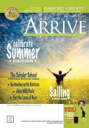 celebrate - Mason Dixon Arrive Magazine