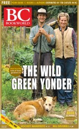 Spring 2008 Volume 22 - No. 1 - BC BookWorld