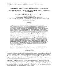 Effect of CASMO-5 Cross-Section Data and Doppler ... - Studsvik