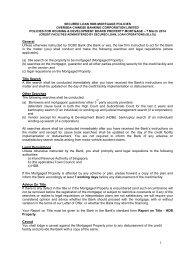 SECURED LOAN HDB MORTGAGE POLICIES/8 - OCBC Bank