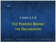 1 John 1.1-4