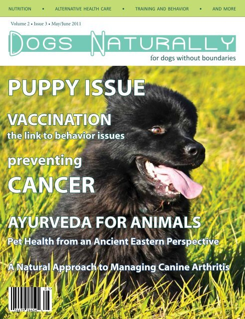 Volume 2 • Issue 3 • May/June 2011 Dogs