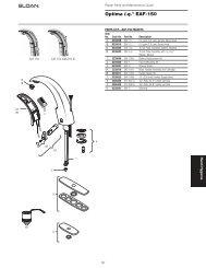 Optima i.q. EAF-150 Maintenance Guide