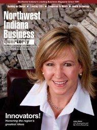 Fall 2011 - Northwest Indiana Business Quarterly Magazine