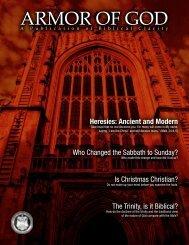 Armor of God 1 - The Church of God International