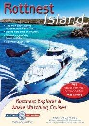 Island Rottnest Explorer & Whale Watching Cruises Rottnest ...