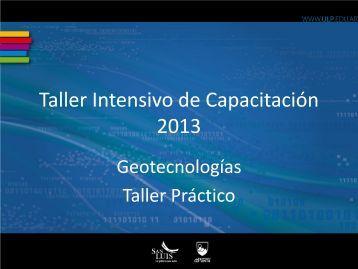 Geotecnología para google earth.pdf - TramixSakai ULP