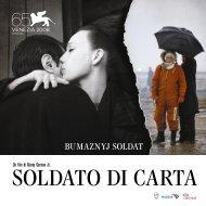 SOLDATO DI CARTA - Studio Morabito