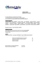 procès verbal du 27 avril 2012 - Montreuil-Bellay