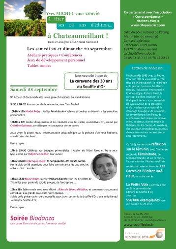PROGRAMME PDF à télécharger - Le Souffle d'Or