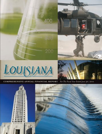 2011 - Division of Administration - Louisiana