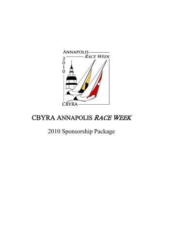 Membership Form - Chesapeake Bay Yacht Racing Association