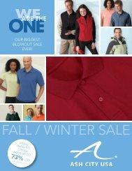 Fall/Winter Sale - Twin Id