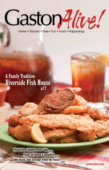 Riverside Fish House - Gaston Alive Magazine