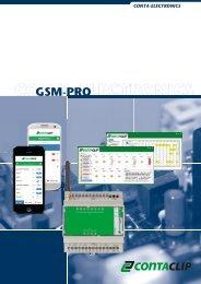 GSM-PRO - CONTA-CLIP