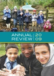 762 Annual Review 2009 - Field Studies Council