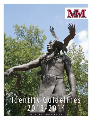 Identity Guidelines 2013-2014 - McMurry University