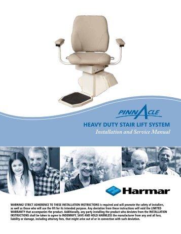 Installation and Service Manual - Harmar