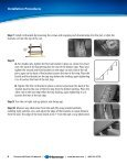 Installation and Service Manual - Harmar - Page 6