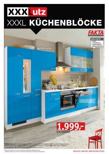 XXXL KÜCHENBLÖCKE - XXXLutz