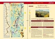 Von Brixen über den Ritten nach Bozen Bild Karte Diagramm