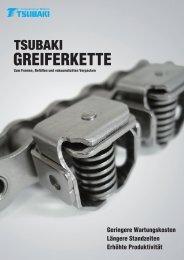 GREIFERKETTE - Tsubaki Europe