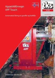 TKS APF brosjyre N 4sA4.indd - TKS AS