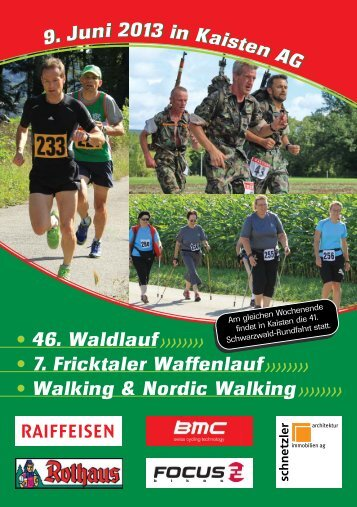 Download Flyer - Waffenlauf.ch