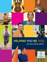 2011 Annual Report - Cigna
